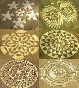 Crop Circles ~ Messages from the Gods