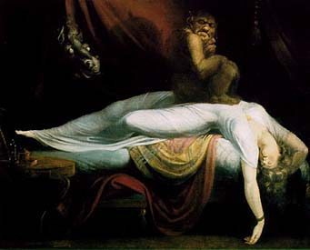 The Old Hag - Sleep Paralysis