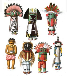 The Native American Kachina and the Extraterrestrial Connection