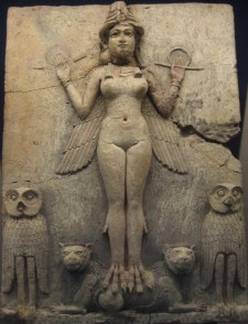 Ancient Shrine to Lilith