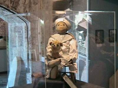 Imaginary Friend Doll - Robert in the Museum