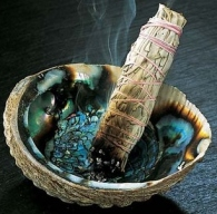 Smudging with White Sage Bundle