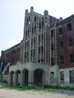 Waverly Sanitorium Haunted Hospital