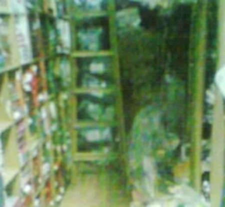 Philippine Mall Ghost Picture