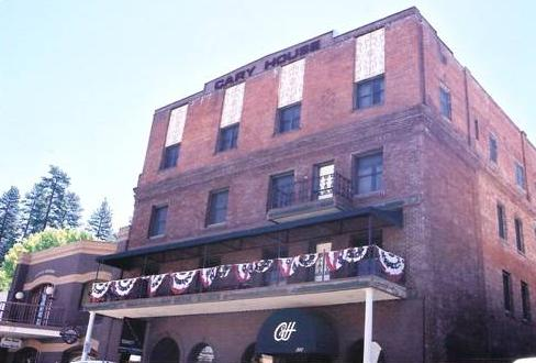 Haunted Historic Cary House Hotel