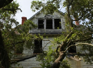 Haunted House on Dauphin Island