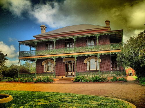 Monte Cristo Australias Most Haunted House